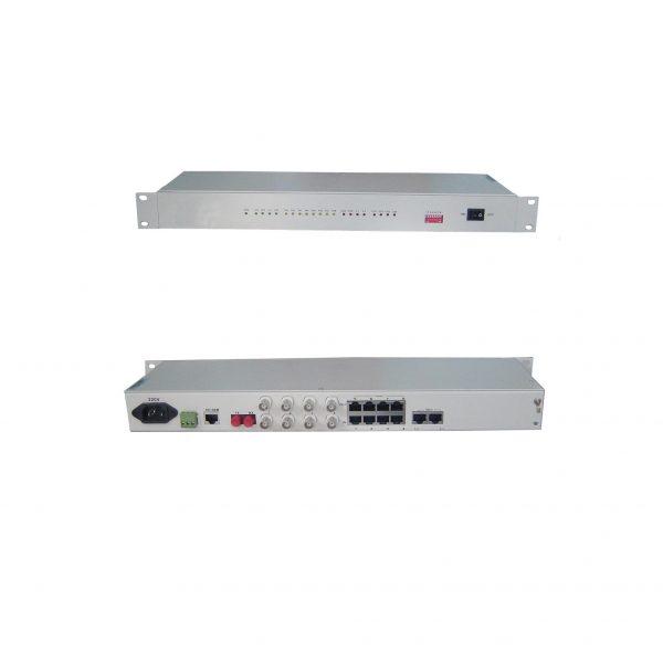 fiber PCM multiplexer