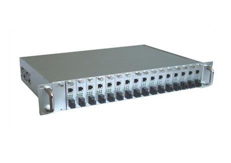 chassis fiber media converter FMC-SNMP