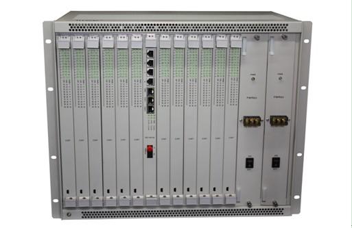30 пристаништа FXO FXS над влакна PCM мултиплексер