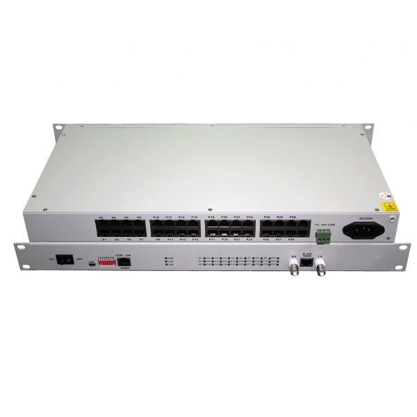 E1 PCM multiplexer PCM-E30